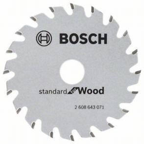 BOSCH Kreissägeblatt ST WO H 85x15-20