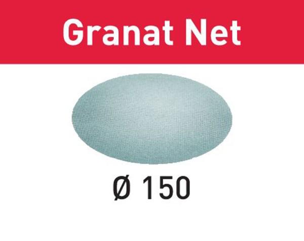 FESTOOL Netzschleifmittel Granat Net STF D150 P150 GR NET/50