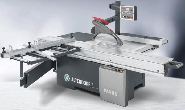 ALTENDORF Formatkreissäge WA80 X