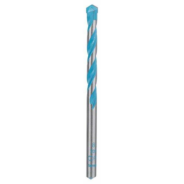 BOSCH Mehrzweckbohrer CYL-9 Multi 8x80x120mm, d 7,2mm