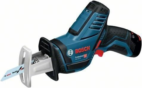 Bosch Akku-Säbelsäge GSA 12V-14 2x 3,0 Ah