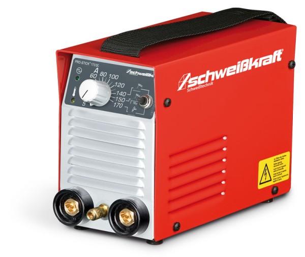 Schweisskraft Elektrodeninverter PRO-STICK 170 DC