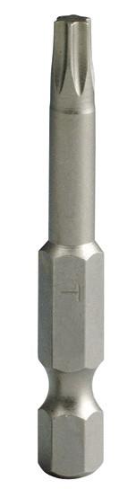 """Projahn 1/4"""" Bit L25 mm TX mit Bohrung T10"""