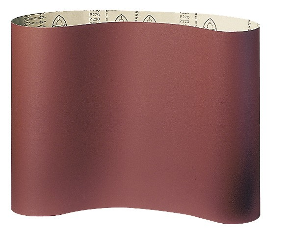 Metallkraft  Schleifband 630x1520mm K 100 speziell für Stahlschliff