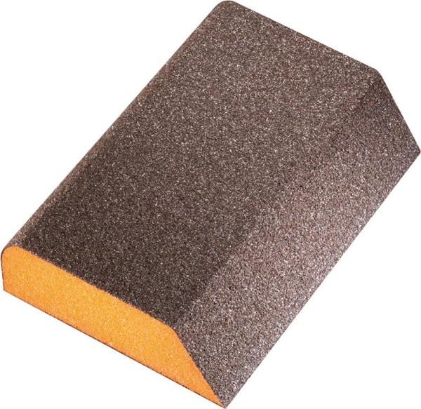 SIA-Kombi Block 7990 69x98mm medium hart 10/Pack