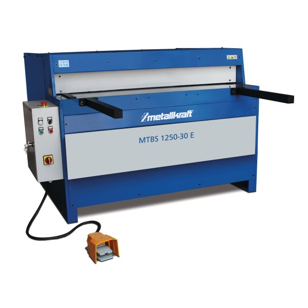 Metallkraft Motorische Tafelblechschere MTBS 1250-30 E