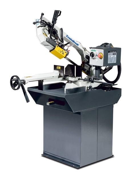 Metallkraft Hydraulische Schwenkrahmen-Metallbandsäge für Gehrungsschnitte bis +60°. CNC-G: Vollautomatisch BMBS 220 x 250 H-G