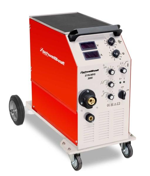 Schweisskraft Fahrbarer MIG/MAG-Inverter SYN-MIG 300i