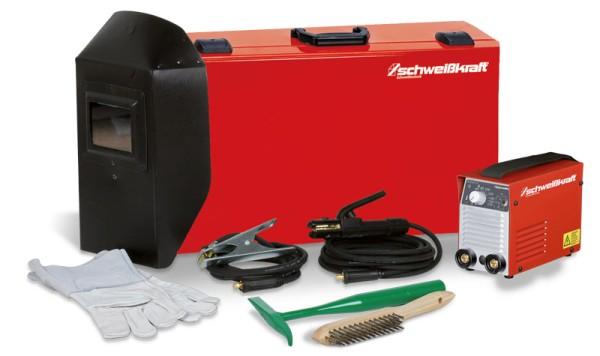 Schweisskraft Elektrodeninverter SET PRO-STICK 170 SET