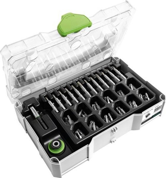 Festool Werkzeug-Sortiment SYS-CE MINI 1 TL TRA