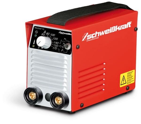 Schweisskraft Elektrodeninverter PRO-STICK 170