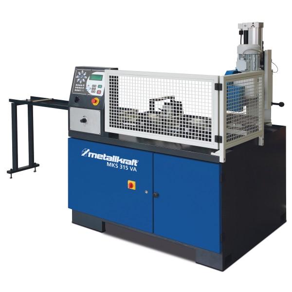 Metallkraft Automatische hydropneumatische Vertikal- Metallkreissäge mit CNC Steuerung MKS 315 VA