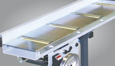 Metallkraft Erweiterung des Rollen- und Messbahnsystems MRB Standard für effektiveres und zeitsparendes Arbeiten Abdeckblech galvanisch verzinkt