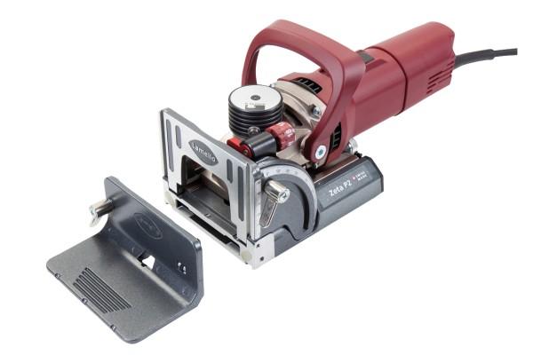 LAMELLO Profil-Nutfräsmaschine Zeta P2-Set im Systainer mit HM-Fräser