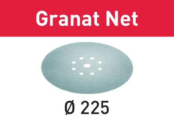 FESTOOL Netzschleifmittel Granat Net STF D225 P100 GR NET/25