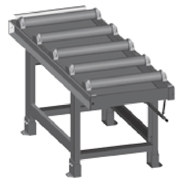 Metallkraft Rollenbahnen Rollenbahn 2000 x 520mm