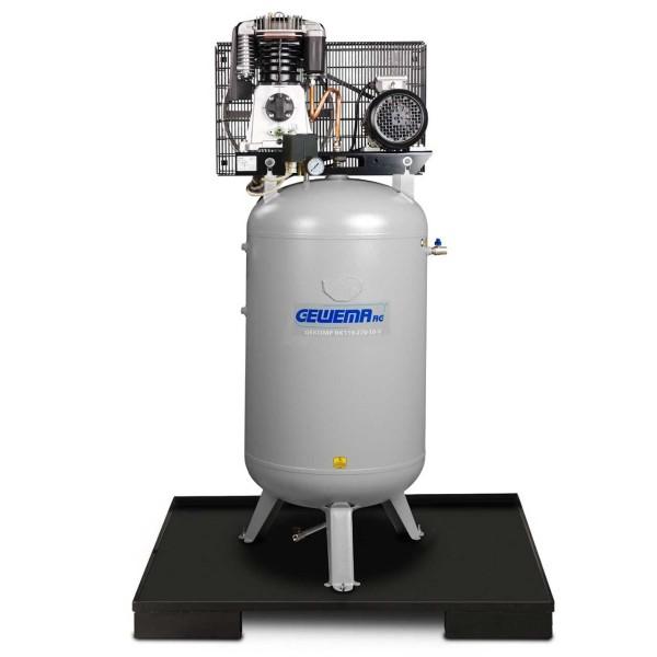 GEWEMA Stationärer Kolbenkompressor Typ GEKOMP BK119-270-10V