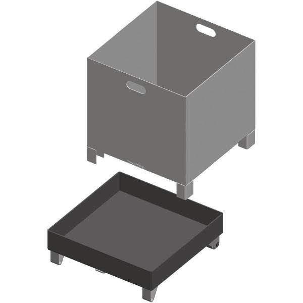 Metallkraft  Werkstückbehälter