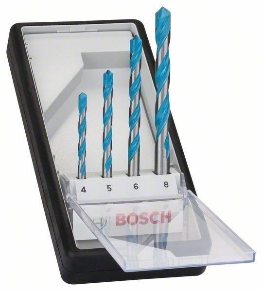 Bosch Mehrzweckbohrer-Set
