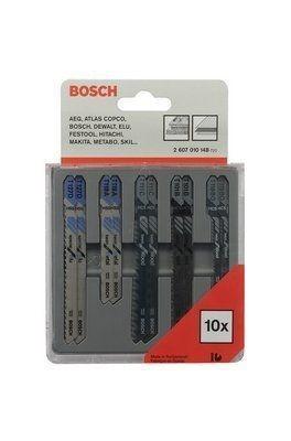 Bosch Stichsägeblatt-Satz Holz/Metall