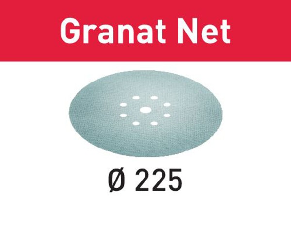 FESTOOL Schleifscheiben STF D225 P220 GR NET/25
