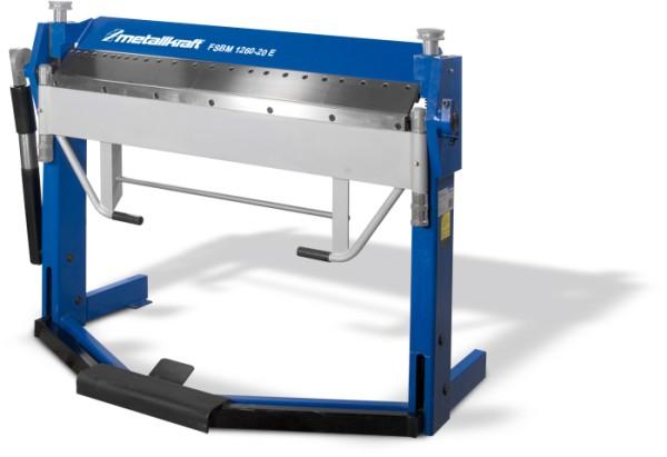 Metallkraft Fuß-Schwenkbiegemaschine FSBM 1260-20 HS2