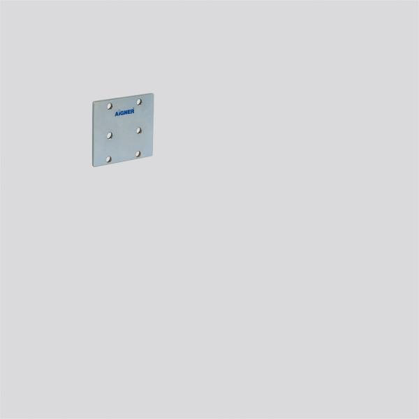 Aigner Montageplatte 70x65 mm