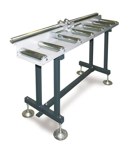Metallkraft Rollen- und Messbahnsystem MRB Standard B - Breite 400 mm. Länge 8 m
