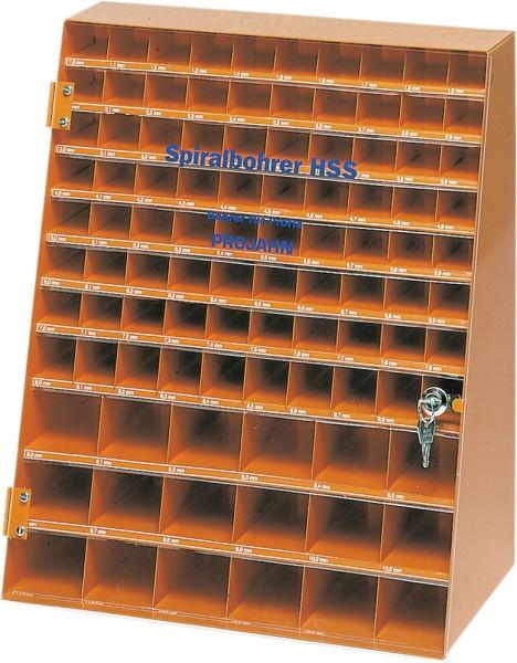 Projahn Verkaufsschrank Spiralbohrer HSS-Co SPEED 970tlg