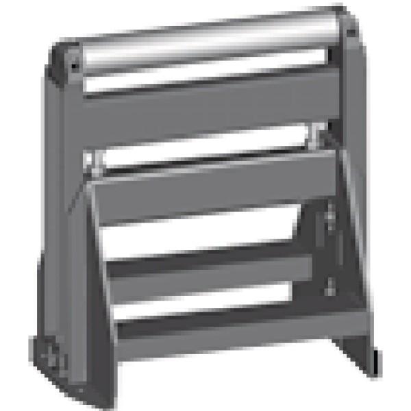 Metallkraft Rollenbock 520 mm. höhenverstellbar. Stützlast max. 700 kg