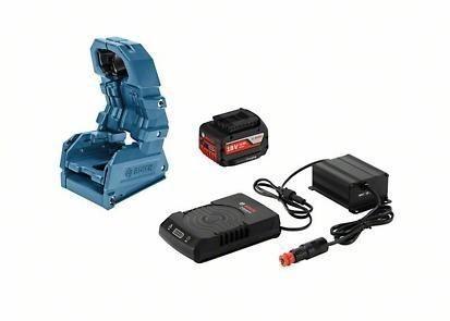 Bosch Starter-Set GAL1830W-DC WLC car charger + GBA18 4,0 H