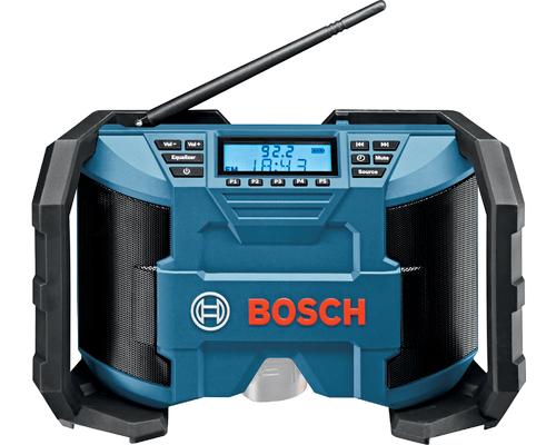 BOSCH Professional 12V System Akku-Baustellenradio GPB 12V-10 in L-BOXX