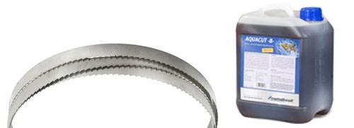 Metallkraft Starter-Set für Metallbandsägen Starter-Set BMBS 240 x 280