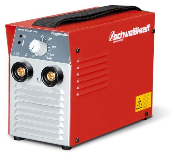 Schweisskraft Elektrodeninverter PRO-STICK 140