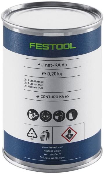 FESTOOL Klebstoff PU nat 4x-KA 65