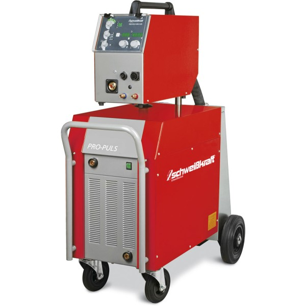 Schweisskraft MIG-MAG Impuls-Schutzgasschweissanlagen PRO-PULS 400 WS
