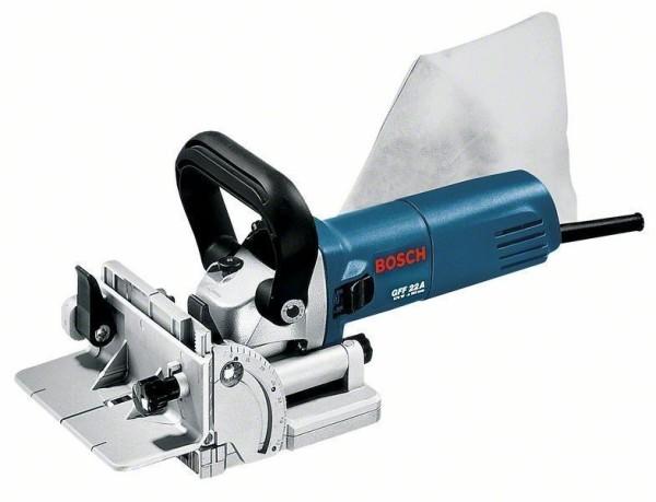 Bosch Flachdübelfräse GFF22A L-Boxx