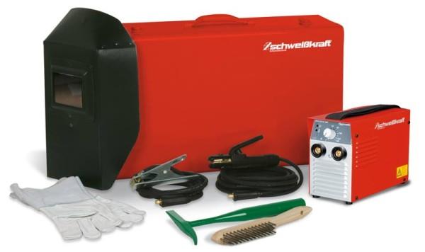Schweisskraft Elektroinverter SET PRO-STICK 140 Set