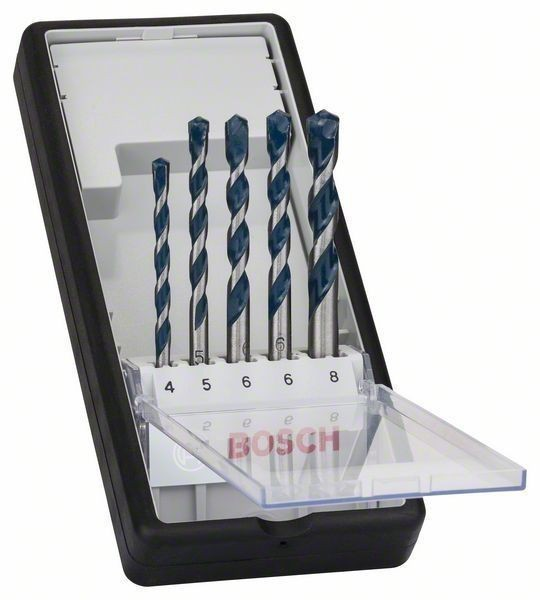 Bosch Betonbohrer-Set CYL-5: 4-8 mm