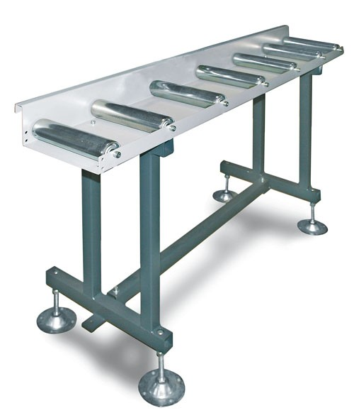 Metallkraft Rollen- und Messbahnsystem MRB Standard C - Breite 400 mm. Länge 6 m