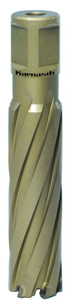Metallkraft Kernbohrer HARD-LINE 80 Weldon Ø 62 mm