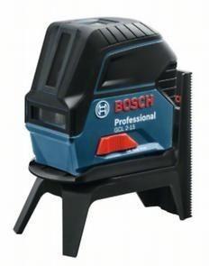 Bosch Kreuzlinienlaser GCL 2-15 + RM1 + BM3 + Koffer