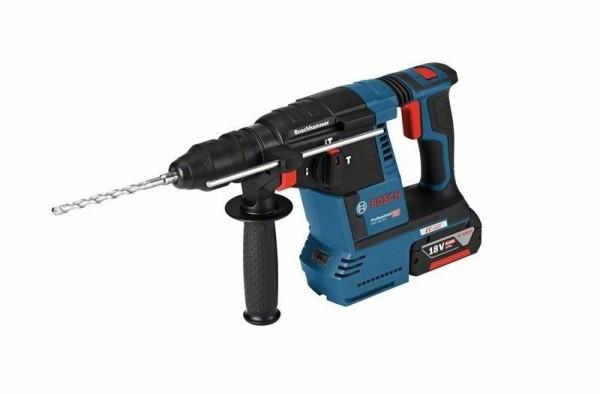 Bosch Akku-Bohrhammer GBH18V-26F 2x6,0 Ah