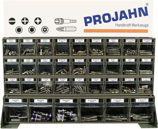 Projahn Bit Display bestueckt mit 787 Bits