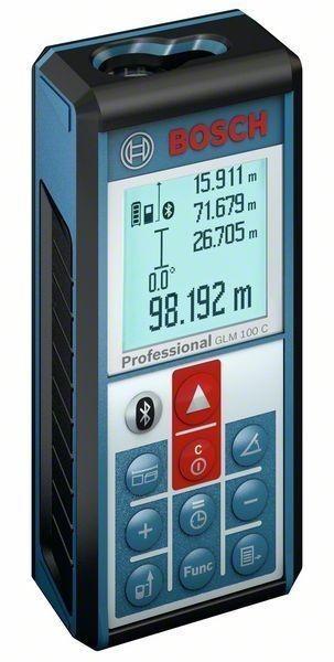 Bosch Laser-Entfernungsmesser GLM100CProfessional