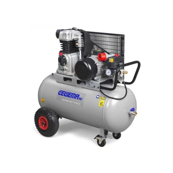 GEWEMA Mobiler Kolbenkompressor Typ MK113-90-10