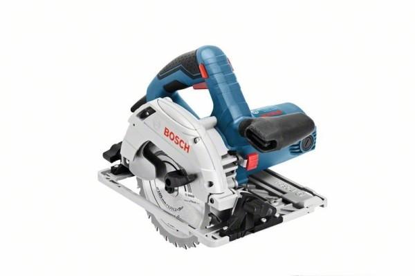 Bosch Handkreissäge GKS55+ FSN L-Boxx