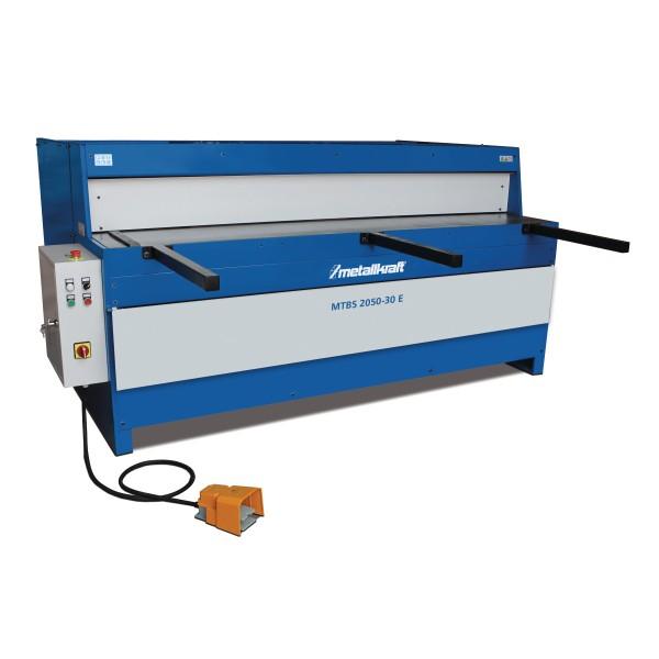 Metallkraft Motorische Tafelblechschere MTBS 1250-40 E