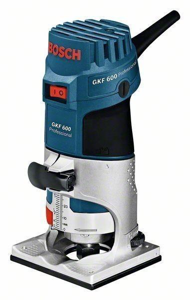BOSCH Kantenfräse GKF-600