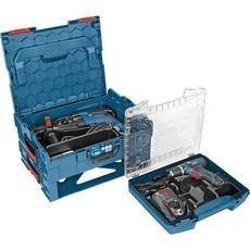 Bosch Bohrhammer GBH 2-28 DFV+GSR10,8 2-LI+iRack/iBoxx